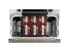 Veículo Utilitário Elétrico Elettro Tramontina 250CM AC 5KW 48V 6,7HP - 3