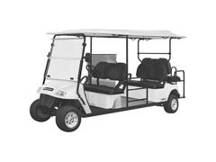 Veículo Utilitário Elétrico Elettro Tramontina 320CD AC 5KW 48V 6,7HP