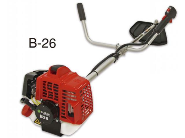 Roçadeira Brudden B26