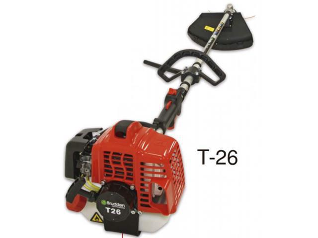 Roçadeira Brudden T26