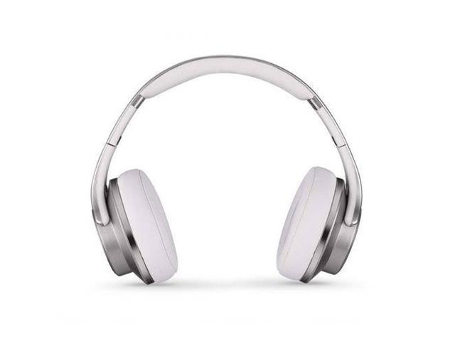 Headphone Xtrax Duo Bluetooth Silver - 1