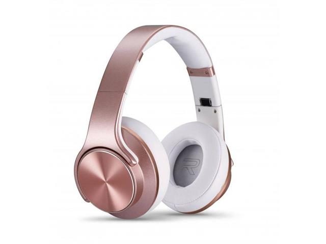 Headphone Xtrax Duo Bluetooth Rosé Gold
