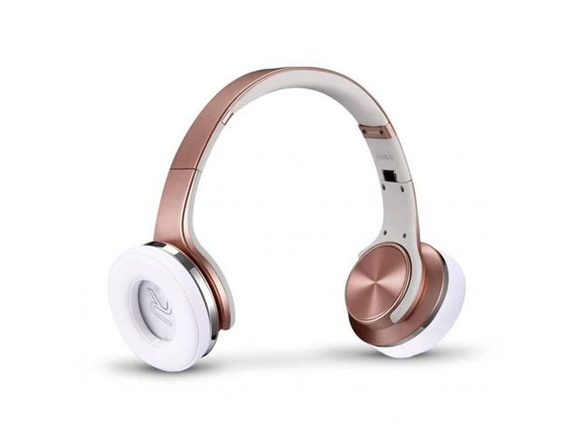 Headphone Xtrax Duo Bluetooth Rosé Gold - 2