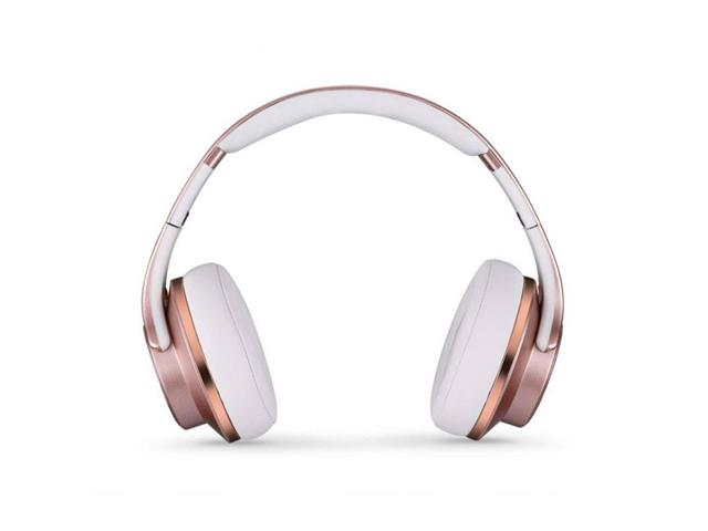 Headphone Xtrax Duo Bluetooth Rosé Gold - 1