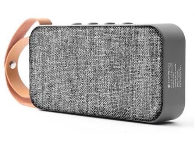 Caixa de Som Bluetooth Xtrax Lounge Gray - 1