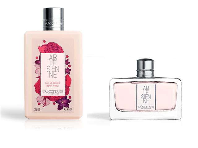 Combo L'Occitane En Provence Perfume e Hidratante Arlésienne