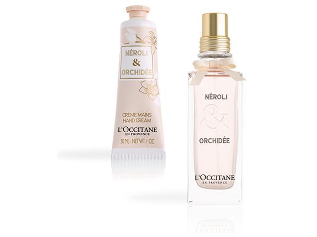 Combo L'Occitane En Provence Perfume e Creme de mão Néroli E Orquídea