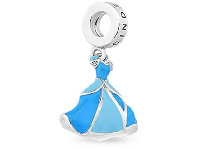 Berloque Vivara Life Vestido de Princesa Cinderela G - 1