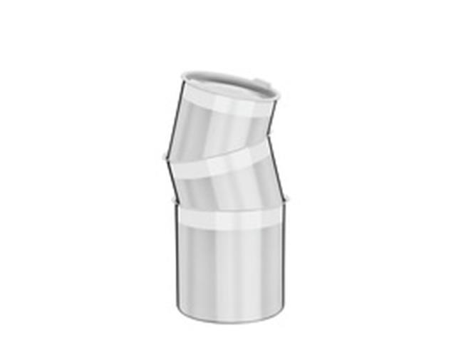 Conjunto de Potes para Armazenar Tramontina Cucina Inox 3 Peças - 1