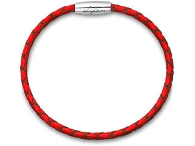 Pulseira Vivara Life Vermelha 17cm