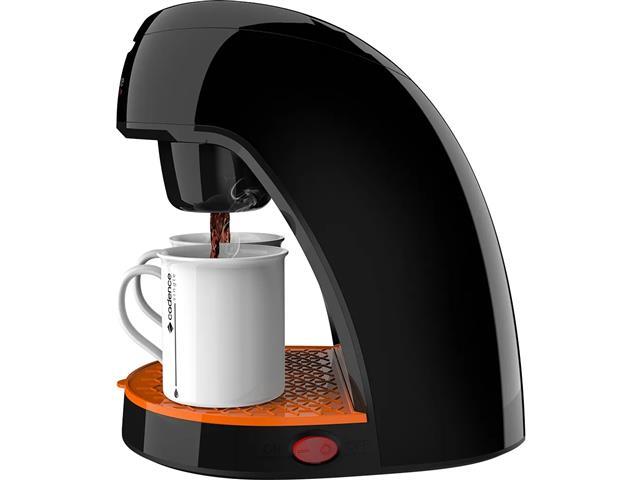 Cafeteira Single Cadence Contrast Preta 240mL - 2