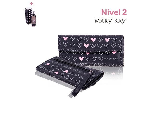 Carteira Fashion Mary Kay + Prêmio personalizado nível anterior