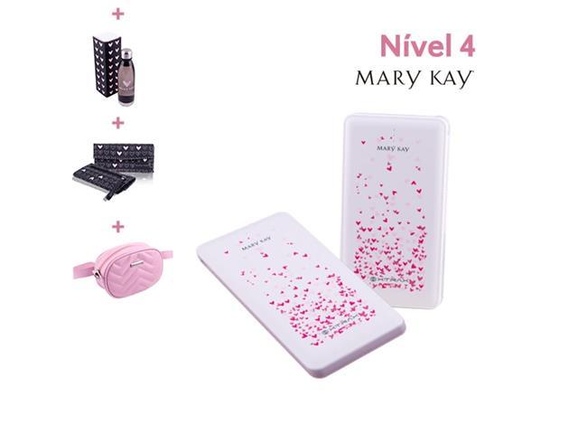 Power Bank Mary Kay + Prêmios Personalizados níveis anteriores