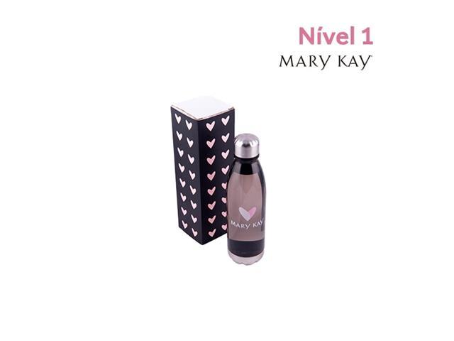 Garrafa exclusiva Mary Kay