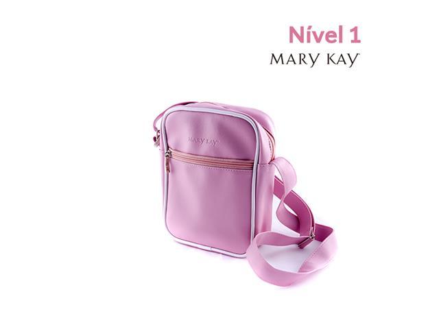 Shoulderbag Pequena personalizada Mary Kay