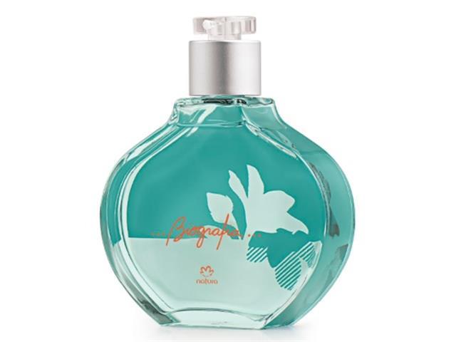 Perfume Desodorante Colônia Biografia Feminino 100mL