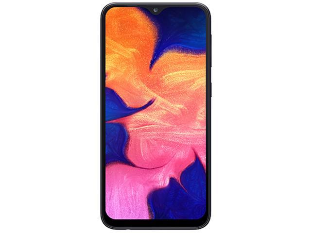 Smartphone Samsung Galaxy A10 32GB Duos 4G Tela 6.2Câm 13+5MP Preto - 2