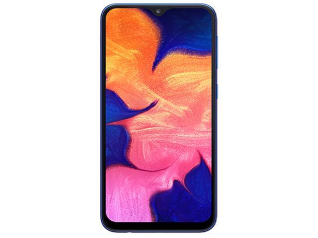 Smartphone Samsung Galaxy A10 32GB Duos 4G Tela 6.2Câm 13+5MP Azul - 2