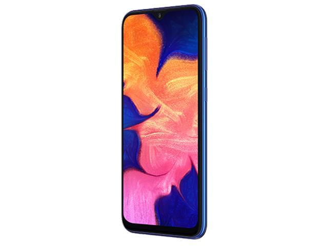 Smartphone Samsung Galaxy A10 32GB Duos 4G Tela 6.2Câm 13+5MP Azul - 5