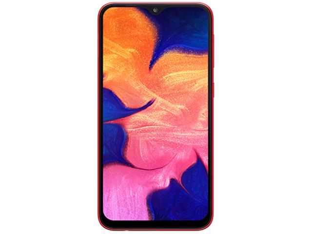 Smartphone Samsung Galaxy A10 32GB Duos 4G Tela 6.213+5MP Vermelho - 2