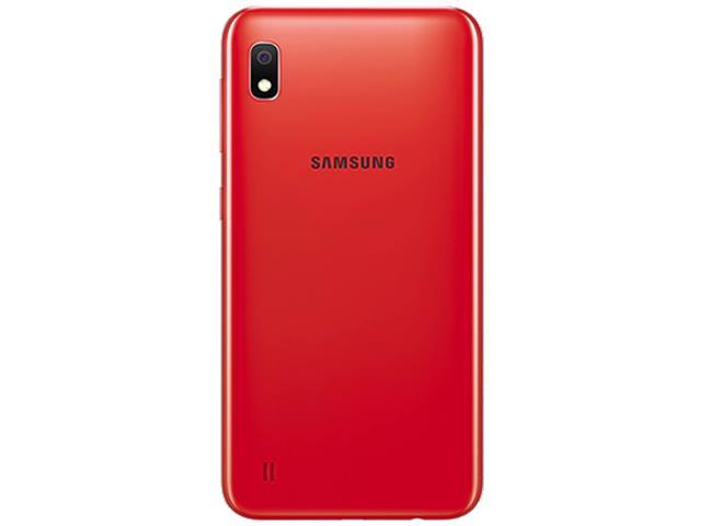 Smartphone Samsung Galaxy A10 32GB Duos 4G Tela 6.213+5MP Vermelho - 3