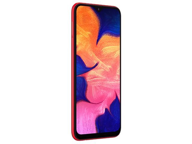 Smartphone Samsung Galaxy A10 32GB Duos 4G Tela 6.213+5MP Vermelho - 4