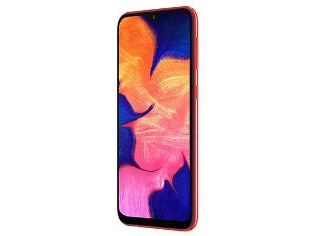 Smartphone Samsung Galaxy A10 32GB Duos 4G Tela 6.213+5MP Vermelho - 5