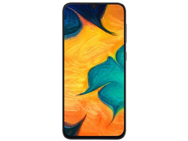 Smartphone Samsung Galaxy A30 64GB Duos 4G Tela 6.4Câm 16+5MP Preto - 1