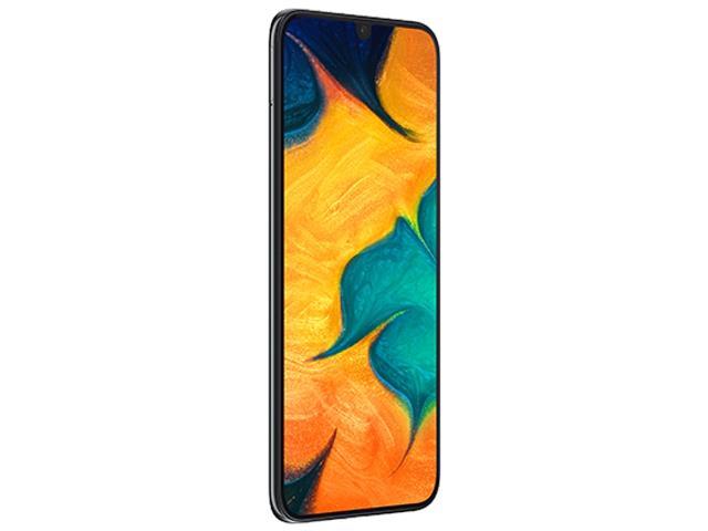 Smartphone Samsung Galaxy A30 64GB Duos 4G Tela 6.4Câm 16+5MP Preto - 3