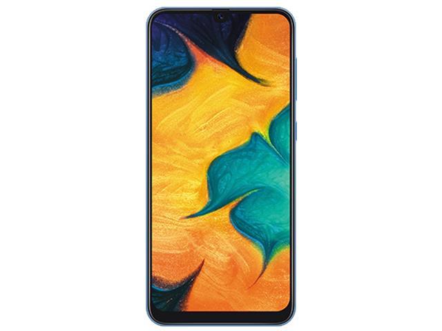 Smartphone Samsung Galaxy A30 64GB Duos 4G Tela 6.4Câm 16+5MP Azul - 2