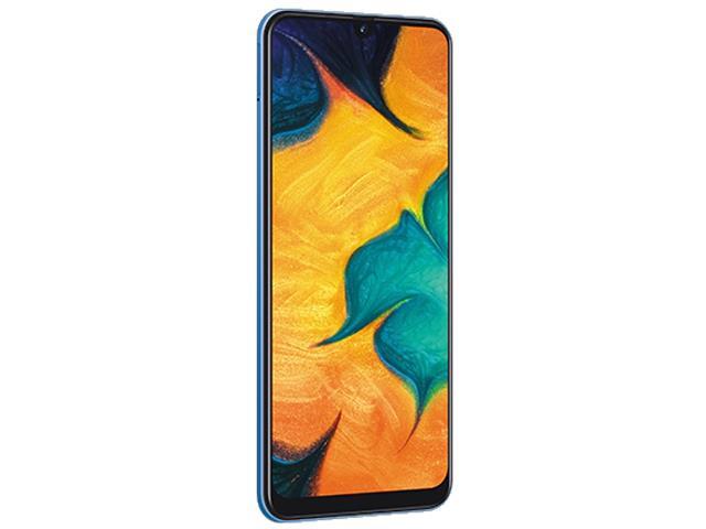 Smartphone Samsung Galaxy A30 64GB Duos 4G Tela 6.4Câm 16+5MP Azul - 3