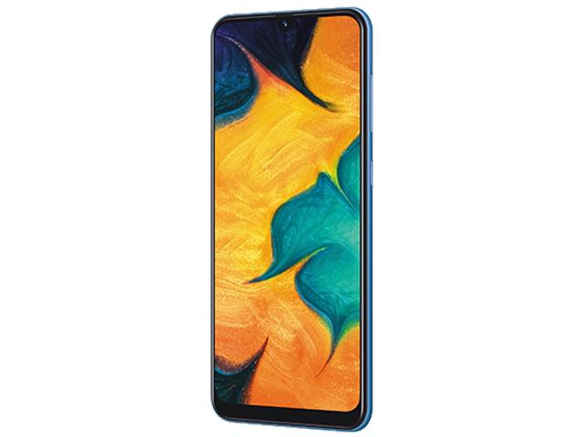 Smartphone Samsung Galaxy A30 64GB Duos 4G Tela 6.4Câm 16+5MP Azul - 4