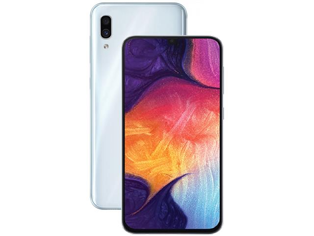 Smartphone Samsung Galaxy A30 64GB Duos 4G Tela 6.4Câm 16+5MP Branco - 1