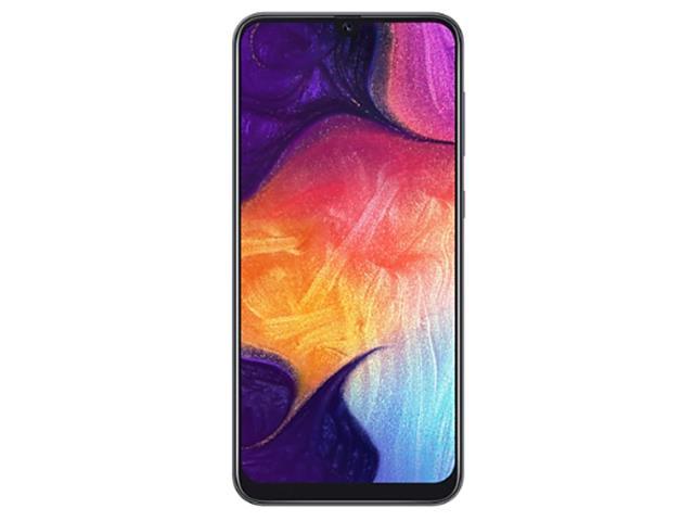 Smartphone Samsung Galaxy A50 64GB 4G Tela 6.43 Câm 25+5+8MP Preto - 3