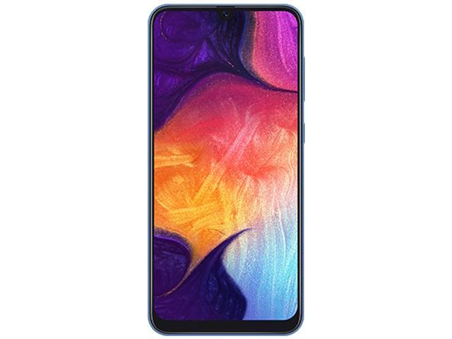 Smartphone Samsung Galaxy A50 64GB 4G Tela 6.43 Câm 25+5+8MP Azul - 3