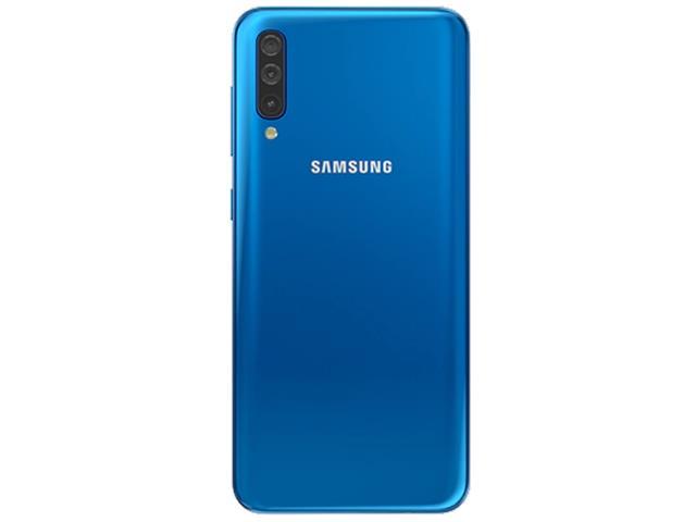 Smartphone Samsung Galaxy A50 64GB 4G Tela 6.43 Câm 25+5+8MP Azul - 4