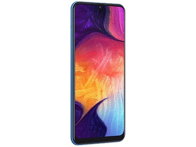 Smartphone Samsung Galaxy A50 64GB 4G Tela 6.43 Câm 25+5+8MP Azul - 5