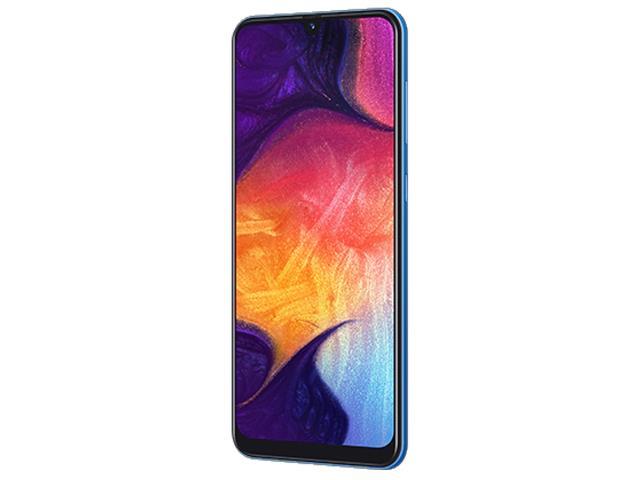 Smartphone Samsung Galaxy A50 64GB 4G Tela 6.43 Câm 25+5+8MP Azul - 6