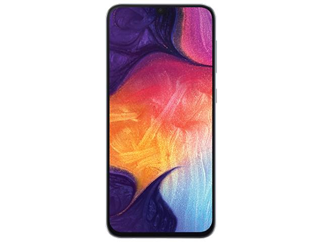 Smartphone Samsung Galaxy A50 64GB 4G Tela 6.43 Câm 25+5+8MP Branco - 3