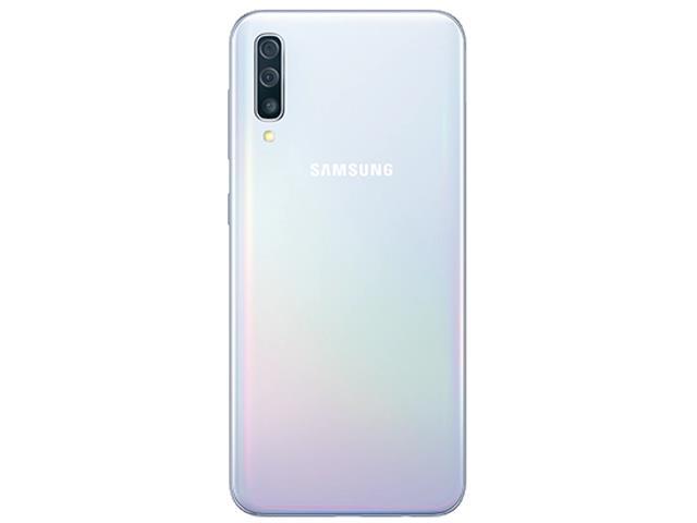 Smartphone Samsung Galaxy A50 64GB 4G Tela 6.43 Câm 25+5+8MP Branco - 4