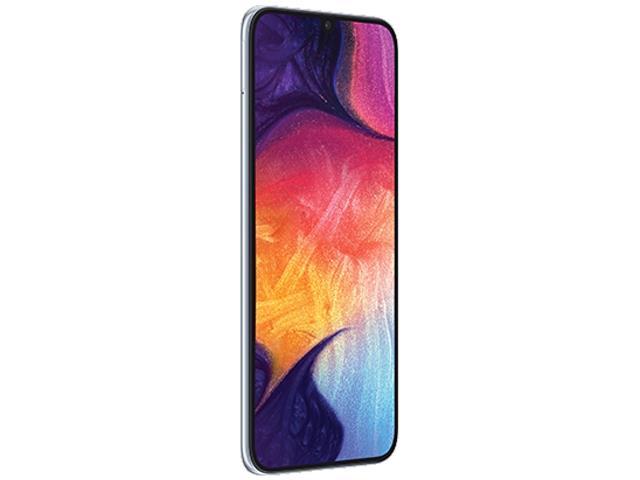 Smartphone Samsung Galaxy A50 64GB 4G Tela 6.43 Câm 25+5+8MP Branco - 5