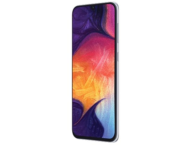 Smartphone Samsung Galaxy A50 64GB 4G Tela 6.43 Câm 25+5+8MP Branco - 6