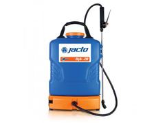 Dosador e Pulverizador costal a bateria DJB-20 Litros Jacto