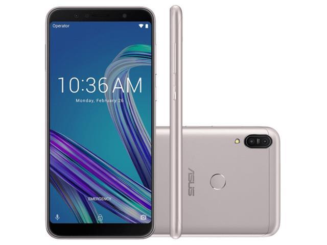 49c34ec9a ... Smartphone Asus Zenfone Max Pro M1 64GB Tela 6.0