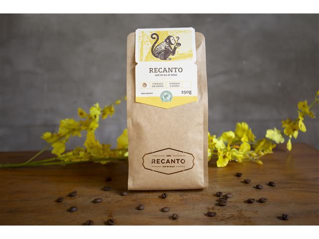 Kit métodos Café Recanto Torrado e Moído 250g - 1