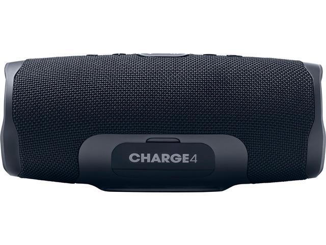 Caixa de Som Bluetooth JBL Charge 4 30W à prova d'água Connect+ Preta - 2