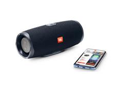 Caixa de Som Bluetooth JBL Charge 4 30W à prova d'água Connect+ Preta - 5
