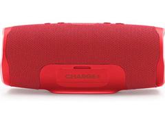 Caixa de Som Bluetooth JBL Charge 4 30W prova d'água Connect+Vermelha  - 2