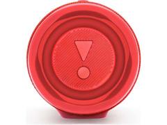 Caixa de Som Bluetooth JBL Charge 4 30W prova d'água Connect+Vermelha  - 3