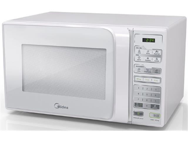 Microondas Midea Liva 20 Litros Branco - 1